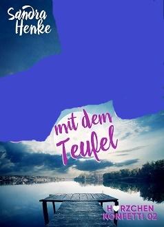 Cover - Henke, Sandra - Herzchenkonfetti 2 - Nacktbaden mit dem Teufel 1