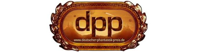Deutscher Phantastik Preis - Logo