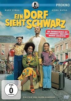 Ein Dorf sieht schwarz - DVD-Cover - Prokino