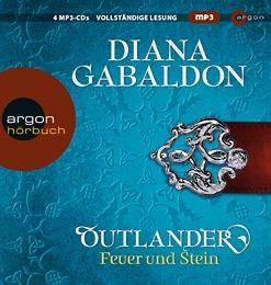 HB-Cover - Gabaldon, Diana - Outlander 1 - Feuer und Stein - Argon
