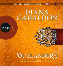 HB-Cover - Gabaldon, Diana - Outlander 2 - Die geliehene Zeit - Argon