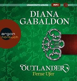 HB-Cover - Gabaldon, Diana - Outlander 3 - Ferne Ufer - Argon