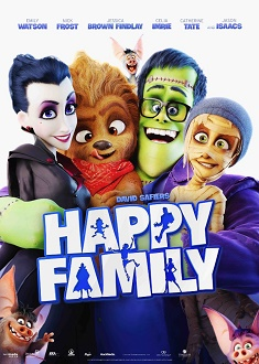 Happy Family - Kinoplakat - Warner Bros.