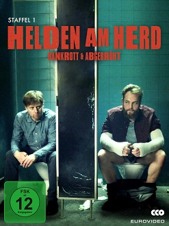 Helden am Herd - DVD-Cover - EuroVideo