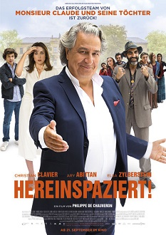 Hereinspaziert - Plakat - Universum Film