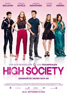 High Society - Filmplakat - Warner Bros.