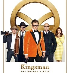 Kingsman - The Golden Circle - Plakat 2 - Twentieth Century Fox - klein