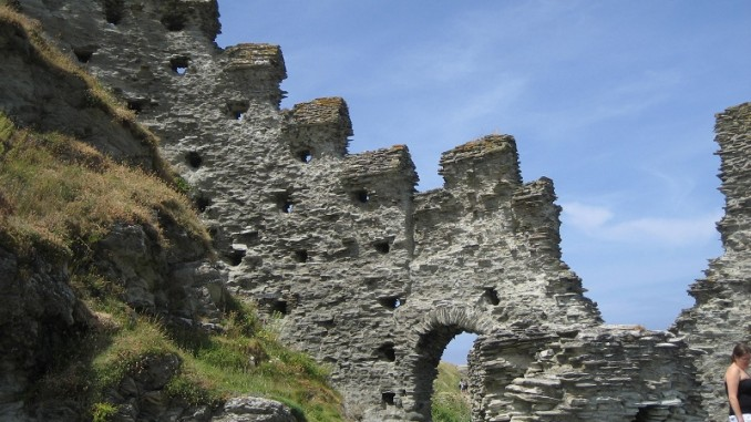 King Arthur's Castle