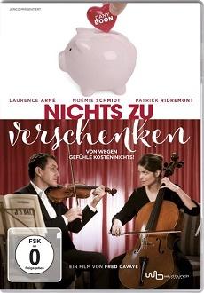 Nichts zu verschenken - DVD-Cover - Universum Film