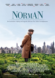 Norman - Plakat - Sony Pictures