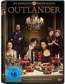 Outlander - Die komplette zweite Season