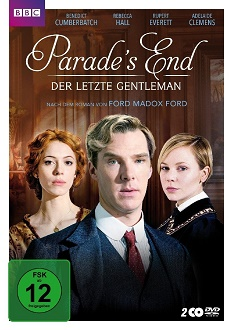 Parade's End - DVD-Cover - Polyband