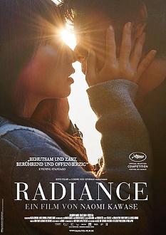 Radiance - Kinoplakat - Concorde Filmverleih