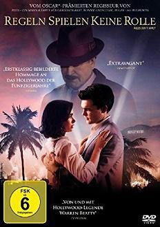 Regeln spielen keine Rolle - DVD-Cover - Twentieth Century Fox Home Entertainment