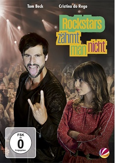 Rockstars zähmt man nicht - DVD-Cover - Universum Film