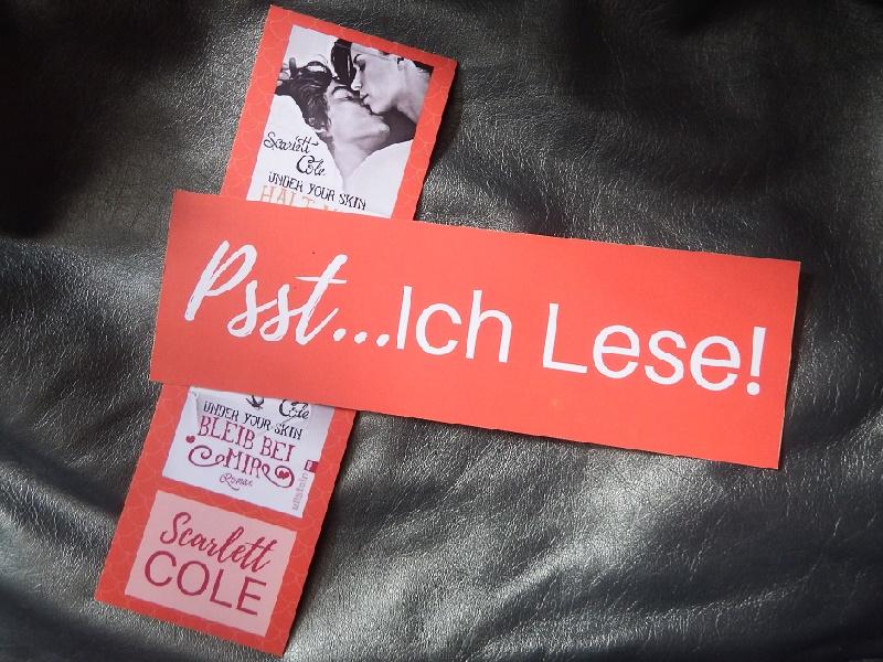 Slogan - Psst Ich lese