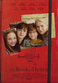 The Book of Henry - Plakat - Universal Pictures