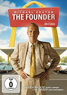 The Founder - DVD-Cover - Splendid