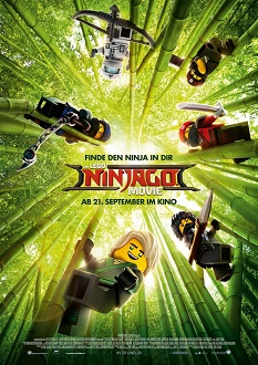The Lego Ninjago Movie - Plakat - Warner Bros