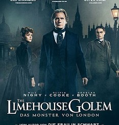 The Limehouse Golem - Kinoplakat - Concorde