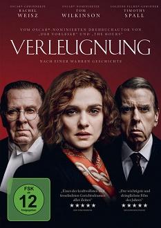 Verleugnung - DVD-Cover - Universum Film