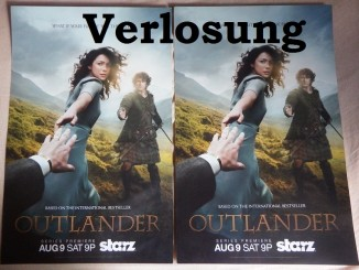 Verlosung Outlander Poster