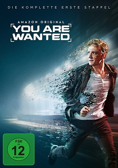 You Are Wanted - Staffel 1 - DVD-Cover - Warner Home Video