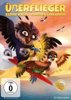 Überflieger DVD-Cover - EuroVideo
