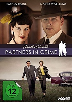 Agatha Christie - Partners in Crime DVD-Cover - Polyband