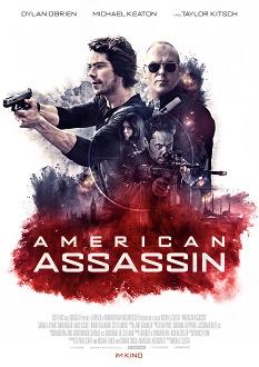 American Assassin Plakat klein - Studiocanal