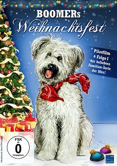 Boomers Weihnachtsfest DVD-Cover - KSM