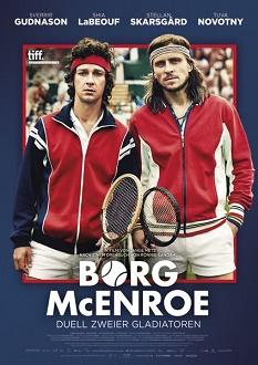 Borg-McEnroe Plakat - Universum Film
