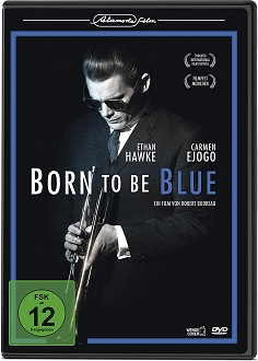 Born to be Blue DVD-Cover - Alamode