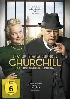 Churchill DVD-Cover - Universum Film