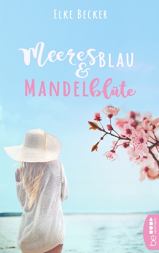 Cover - Becker, Elke - Meeresblau und Mandelblüte - Bastei Lübbe