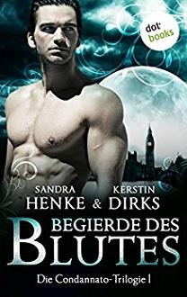 Cover - Henke, Sandra - Begierde des Blutes - dotbooks