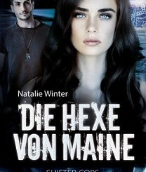 Cover - Winter, Natalie - Shifter Cops 1 - Die Hexe von Maine - Dryas