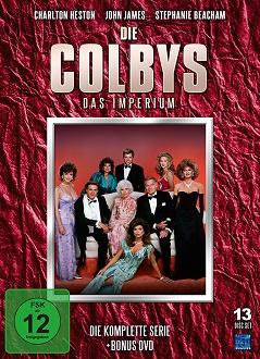 Die Colbys - Das Imperium DVD-Cover - KSM