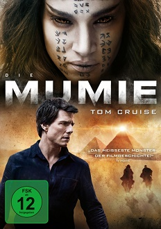 Die Mumie DVD-Cover - Universal