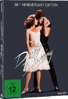 Dirty Dancing 30th Anniversary Edition DVD-Cover - Concorde Home Entertainment