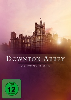 Downton Abbey Komplettbox DVD-Cover - Universal