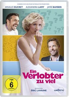 Ein Verlobter zu viel DVD-Cover - Universum