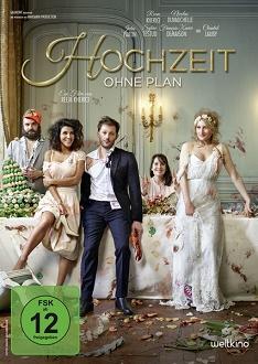 Hochzeit ohne Plan DVD-Cover - Universum