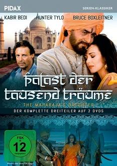 Palast der tausend Träume DVD-Cover - Pidax