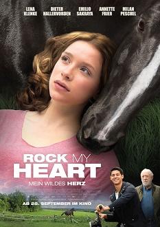Rock my Heart - Mein wildes Herz Plakat - Wild Bunch Germany
