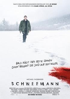 Schneemann Plakat - Universal