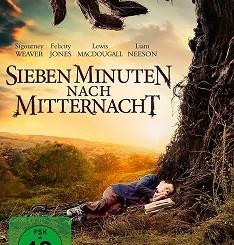 Sieben Minuten nach Mitternacht DVD-Cover - Studiocanal