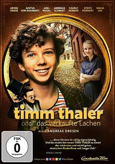 Timm Thaler oder das verkaufte Lachen DVD-Cover - Constantin Film