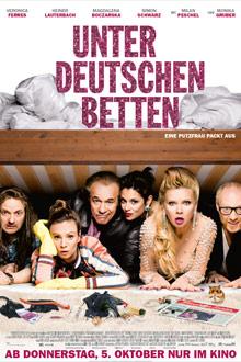 Unter deutschen Betten Plakat - Twentieth Century Fox
