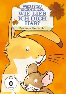 Weisst du eigentlich, wie lieb ich dich hab - Das erste Herbstblatt DVD-Cover - Universal